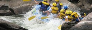dolomiti  red experience - rafting